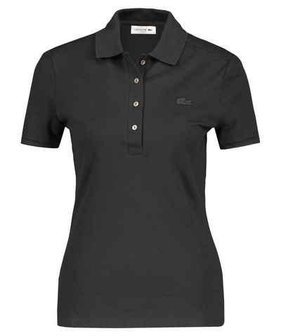 Lacoste Poloshirt »Damen Poloshirt Slim Fit Kurzarm«