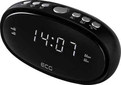 ECG Radiowecker »RB 010« Weißes LED-Display mit Reduzierung der Helligkeit