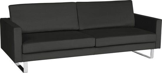 Alte Gerberei 3-Sitzer »Velina«, mit Metallkufen