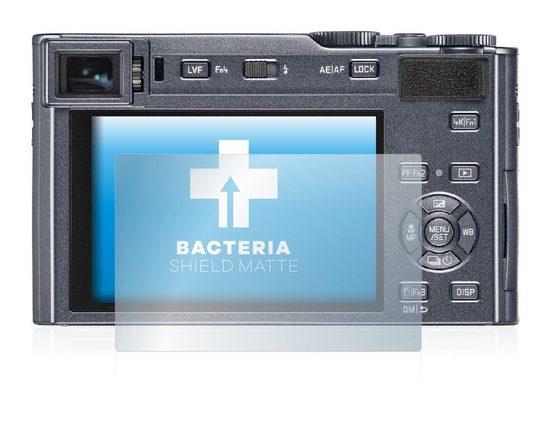upscreen Schutzfolie »für Leica C-Lux«, Folie Schutzfolie matt entspiegelt antibakteriell