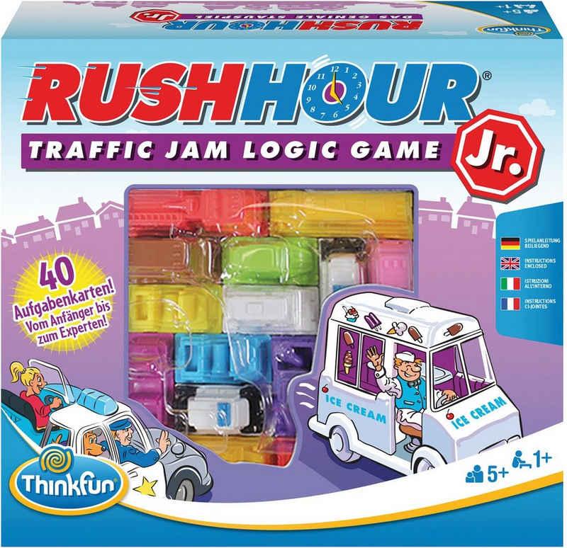 Thinkfun® Spiel, Geschicklichkeitsspiel »Rush Hour Junior«