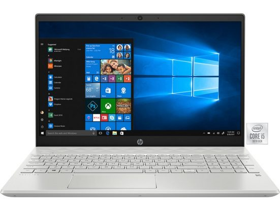 HP Pavilion 15-cs3255ng Notebook (39,6 cm/15,6 Zoll, Intel Core i5, GeForce MX130, 0 GB HDD, 512 GB SSD, 39,6 cm (15,6) Intel Core i5, 512 GB, 8 GB)