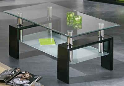 glastisch online kaufen » tisch mit glasplatte | otto, Wohnzimmer