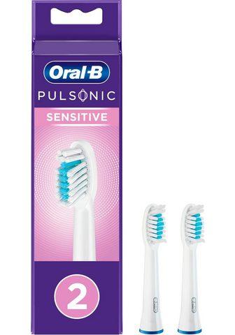 Oral B Aufsteckbürsten »Pulsonic Sensitive«