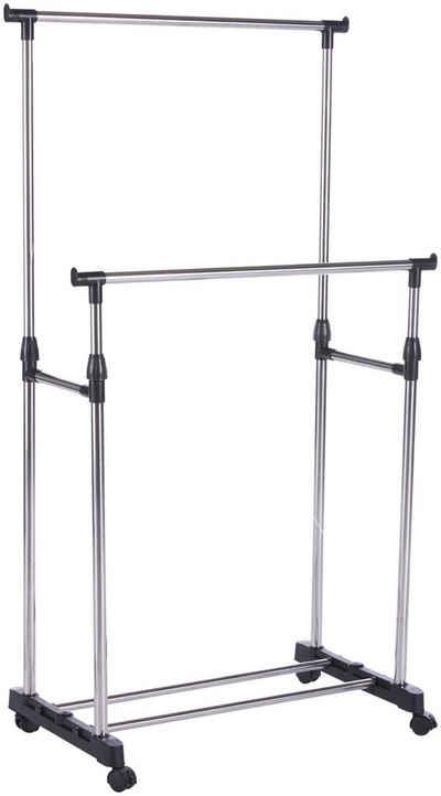 Kleiderständer »mobil und höhenverstellbar«
