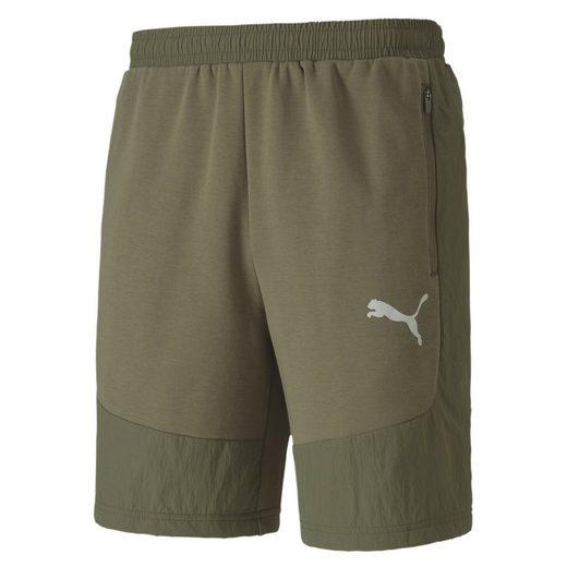 PUMA Jogginghose »Evostripe Lite Herren Shorts«