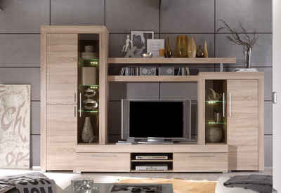 86 wohnzimmerschrank zusammenstellen full size of. Black Bedroom Furniture Sets. Home Design Ideas