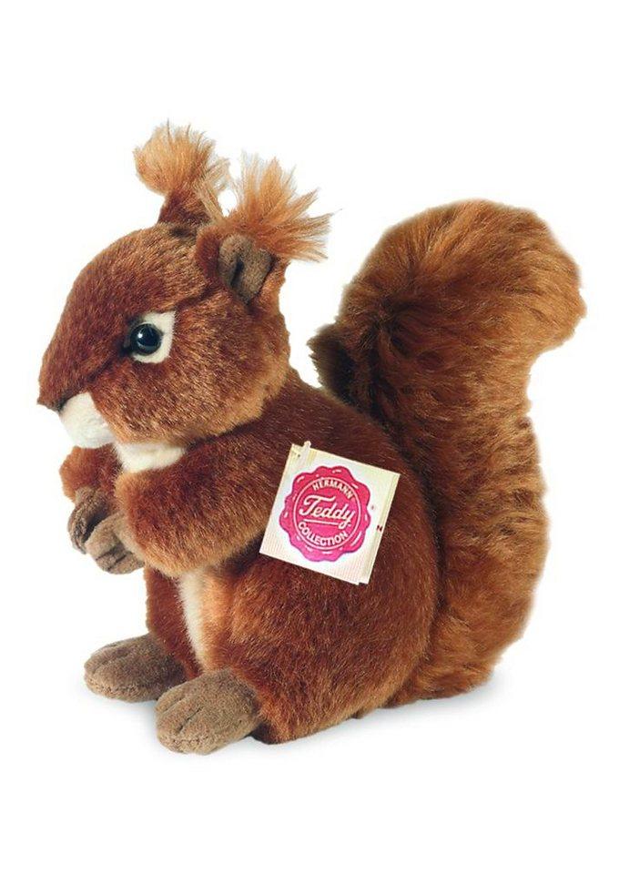 Teddy Hermann® COLLECTION Plüschtier, »Eichhörnchen« in braun