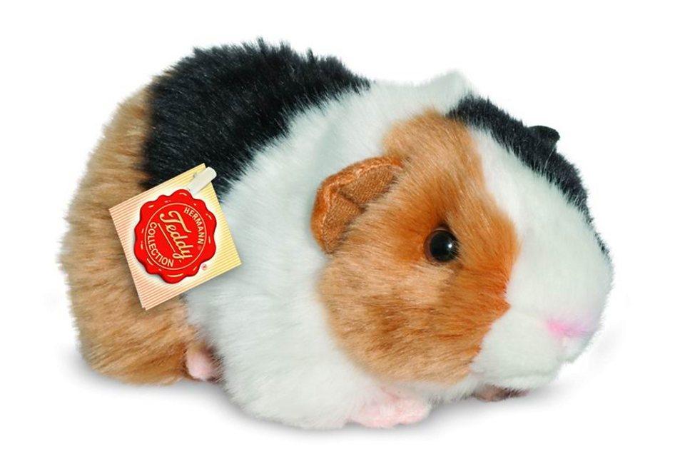 Teddy Hermann® COLLECTION Plüschtier, »Meerschweinchen 3-farbig« in bunt