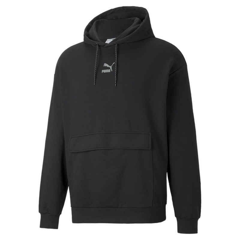 PUMA Sweater »Herren Oversized-Hoodie«