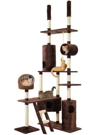 HEIM Kratzbaum-Deckenspanner »Wonderland«, Gesamthöhe: 280 cm