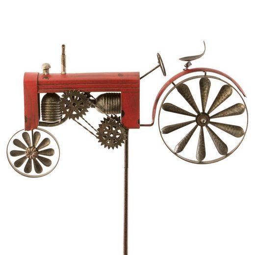CiM Windspiel »Traktor ROT - Windspiel«