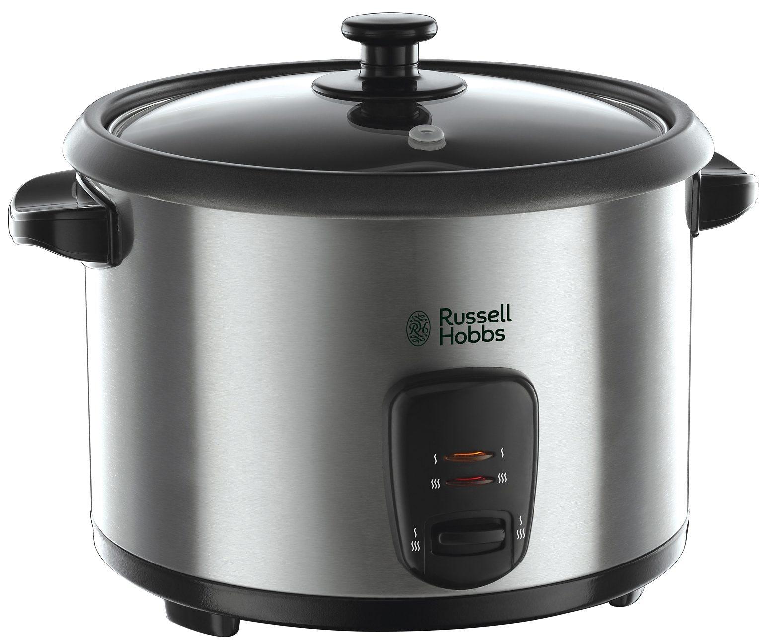 Russell Hobbs Reiskocher 19750-56 »Cook@Home», 1,8 Liter, mit zusätzlichem Dampfkorb