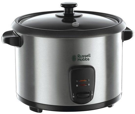 RUSSELL HOBBS Reiskocher 19750-56 »Cook@Home», 700 W, mit zusätzlichem Dampfkorb