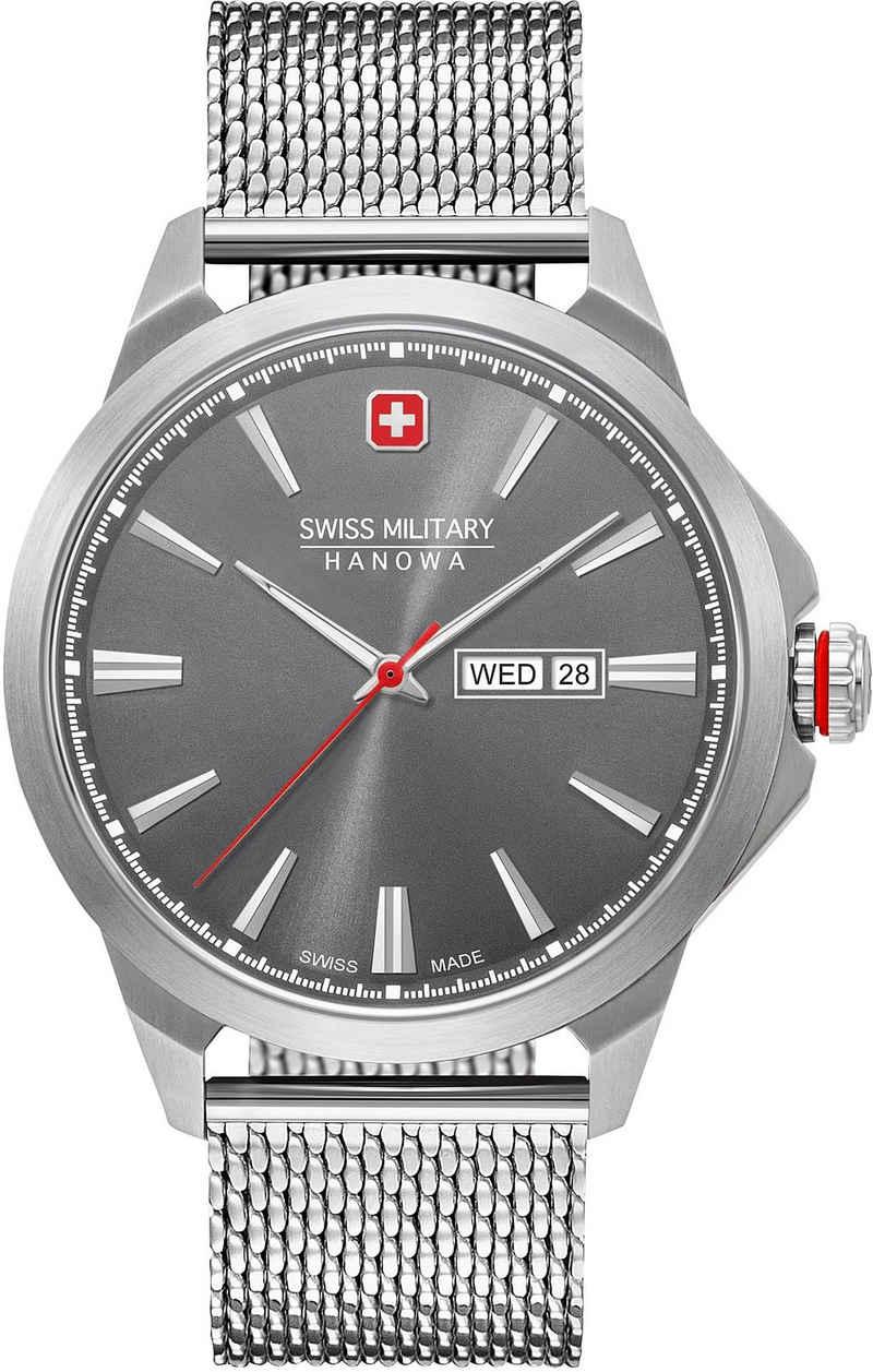 Swiss Military Hanowa Schweizer Uhr »DAY DATE CLASSIC, 06-3346.04.009«