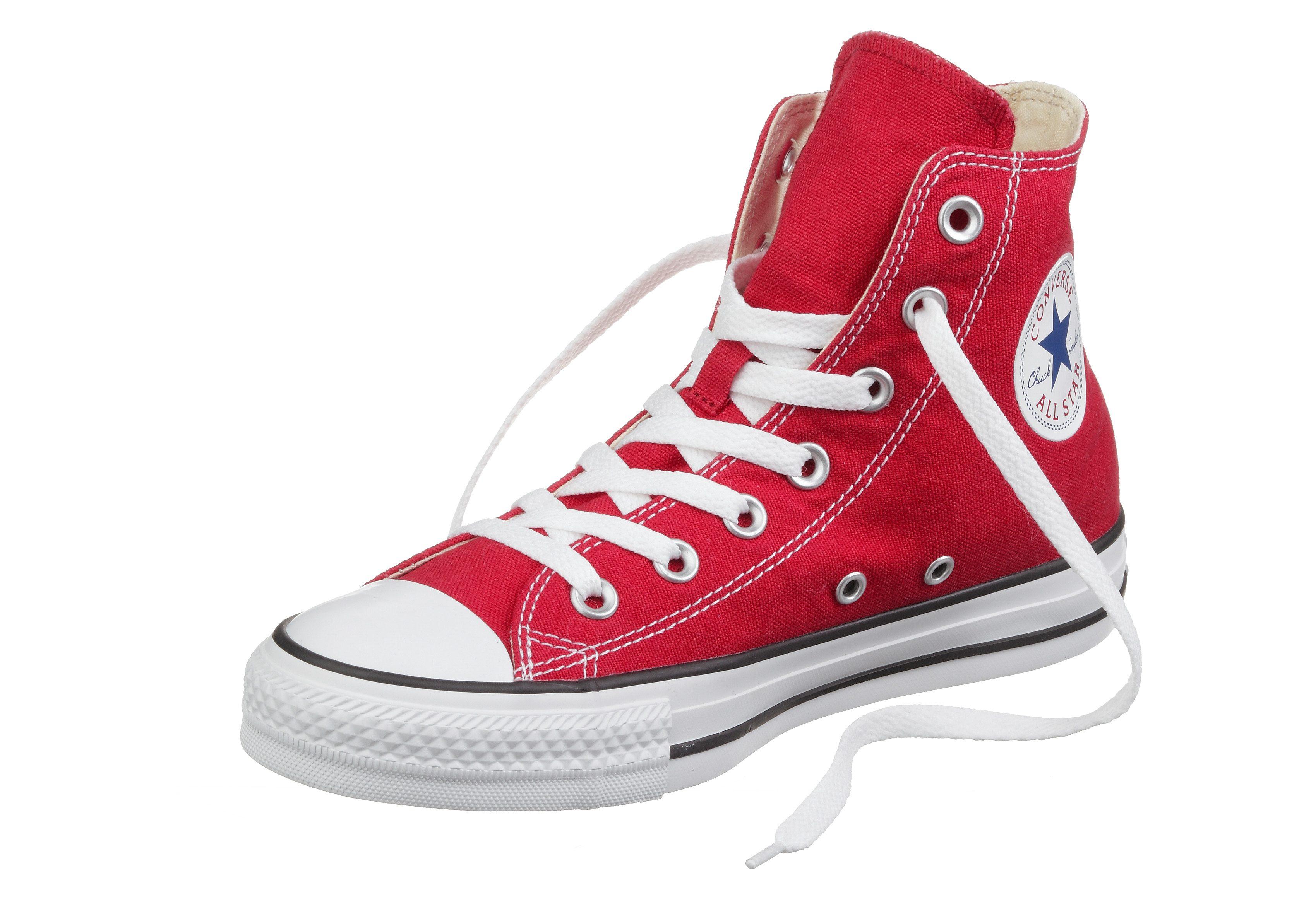 Converse Chuck Taylor All Star Hi Sneaker kaufen  rot