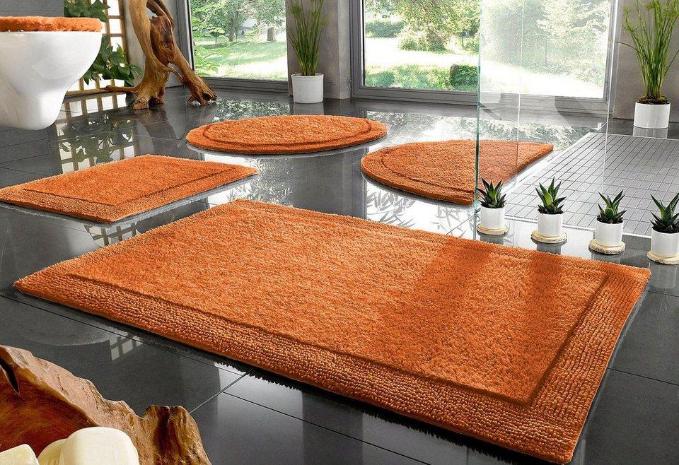 Badematte »Kapra« Home affaire, Höhe 10 mm, beidseitig nutzbar, Bio  Baumwolle online kaufen | OTTO