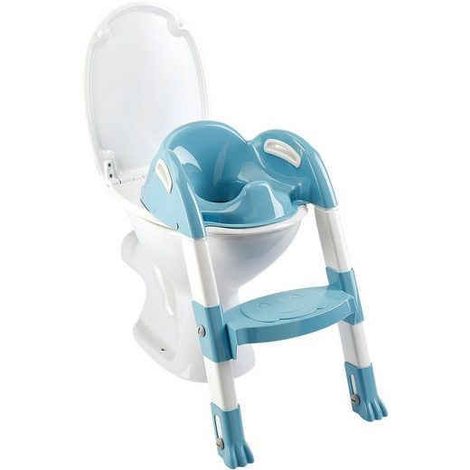 Funny Toilettentrainer »Kiddyloo Toiletten-Trainer Cool grey/White«