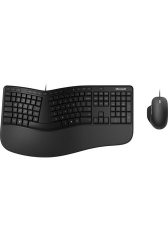 Microsoft »Ergonomic Desktop« Tastatur