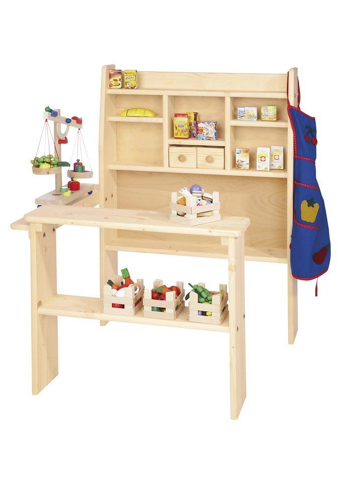 Pinolino Kaufladen aus Holz »Pluto«