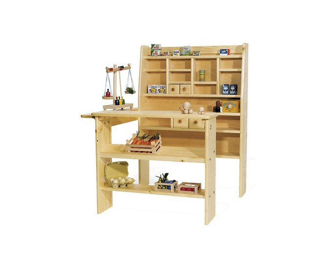 Pinolino Kaufladen aus Holz »Kimo«