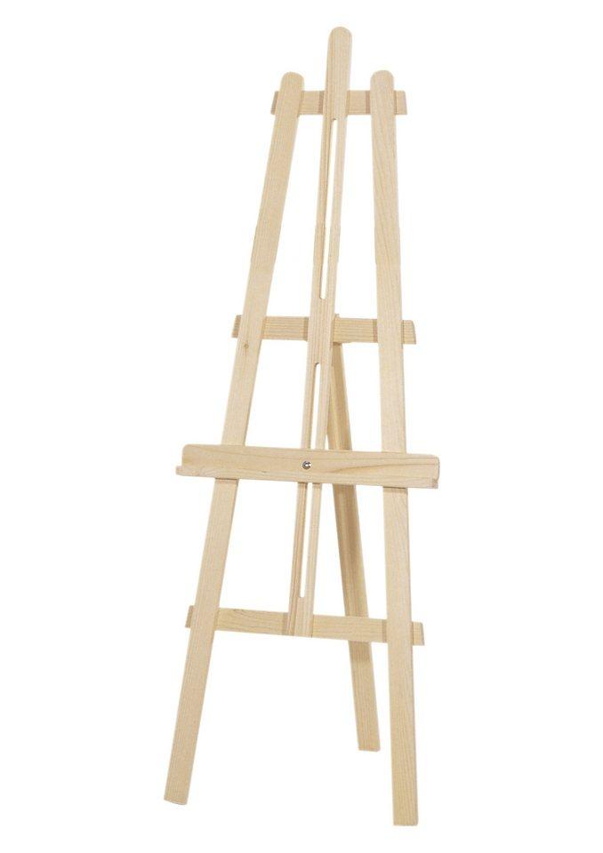 Pinolino Kinder Staffelei aus Holz »Vincent« in natur