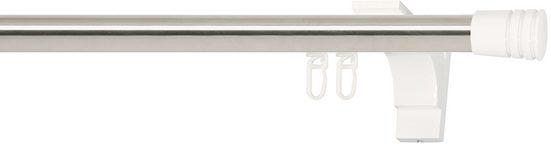 Gardinenstange »Verus«, indeko, Ø 20 mm, 1-läufig, Wunschmaßlänge