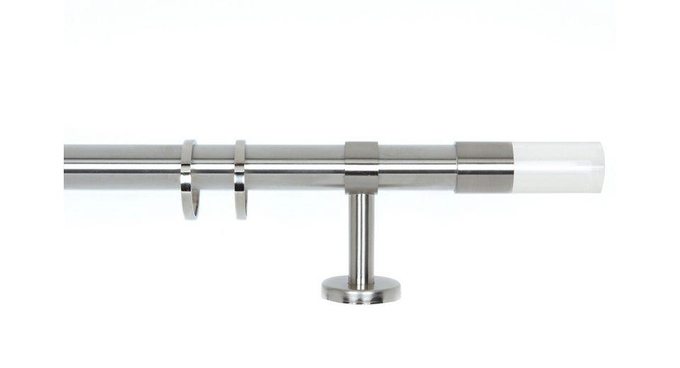 Gardinenstange, Indeko, »Cope«, 1 -läufig, nach Maß, ø 28 mm