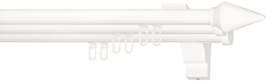 Gardinenstange, Indeko, »Obex«, 1, 2 oder 3-läufig, nach Maß, ø 20 mm | Heimtextilien > Gardinen und Vorhänge > Gardinenstangen | indeko