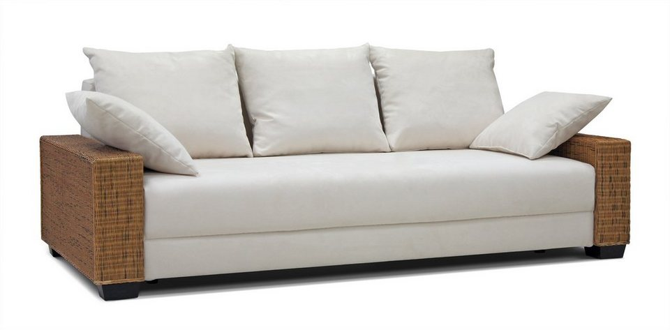 Home affaire schlafsofa barolo mit federkern otto for Schlafsofa sale
