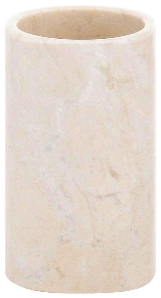 kela Zahnbürstenhalter »Marble«, (1-St), braun