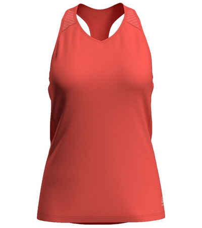 Odlo Shirttop »odlo Lou Tank Top stilvolles Damen Sport-Shirt mit Racerback Fair-Wear Fitness-Top Orange«