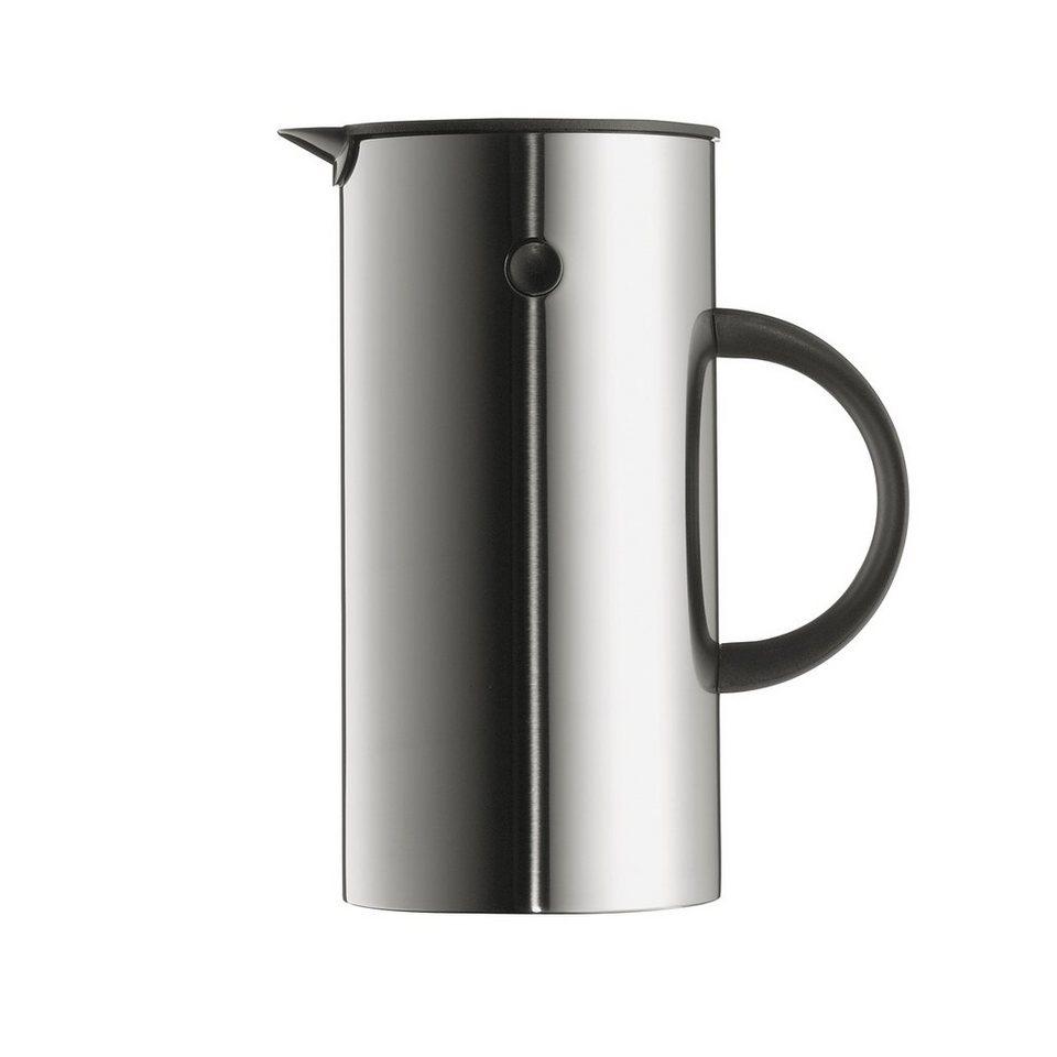STELTON Stelton Kaffeezubereiter 1 l Edelstahl in silber