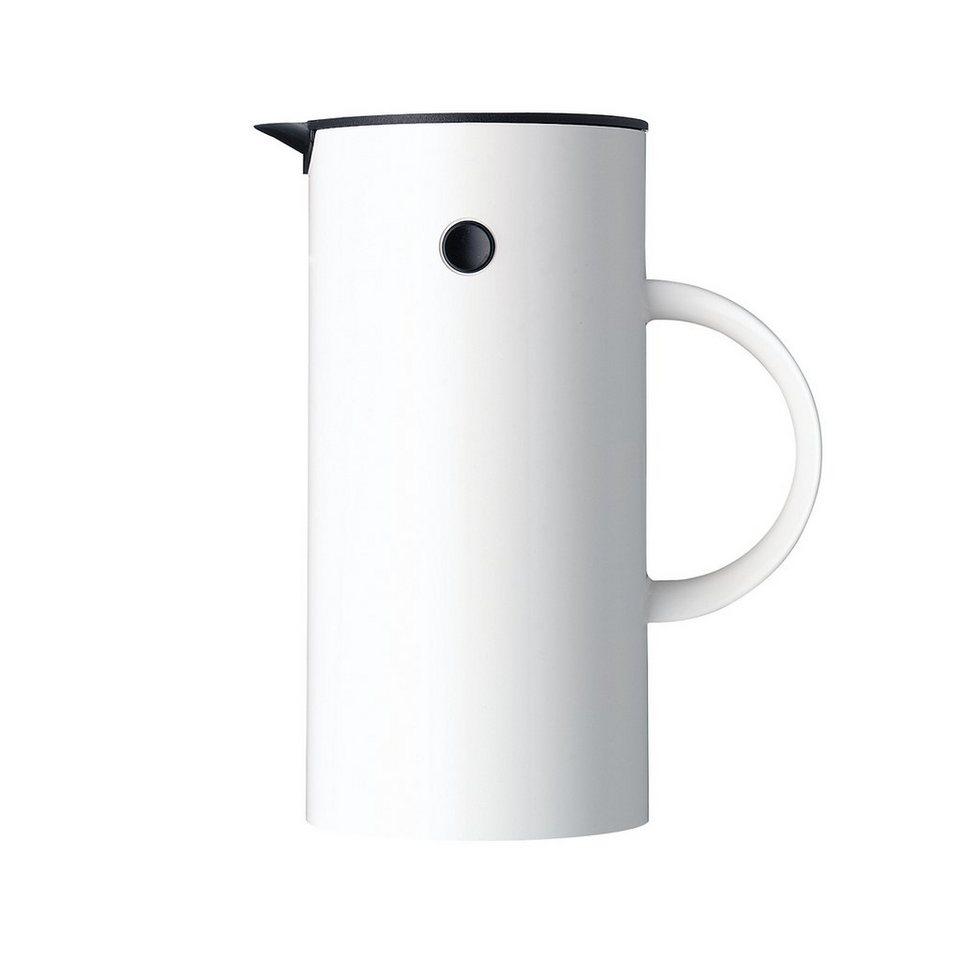 Stelton Stelton Kaffeezubereiter 1L weiß in weiß