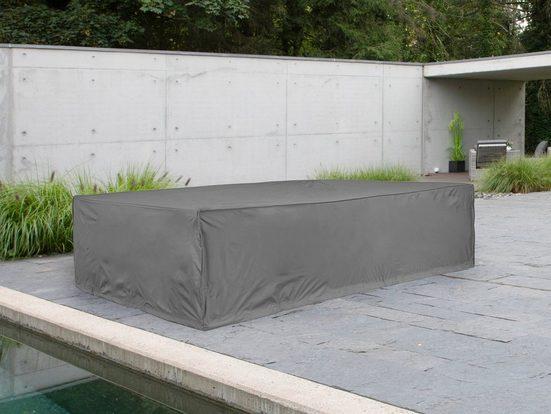 KONIFERA Gartenmöbel-Schutzhülle (1-St), LxBxH: 220x145x120 cm