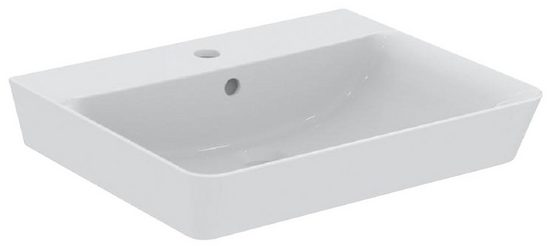 IDEAL STANDARD Waschbecken »Connect Air«, 65 cm, eckig