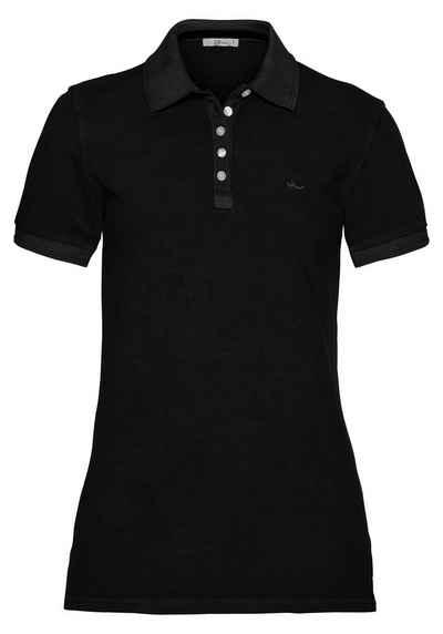 LTB Poloshirt »NOMODO« mit gesticktem Logo auf Brusthöhe