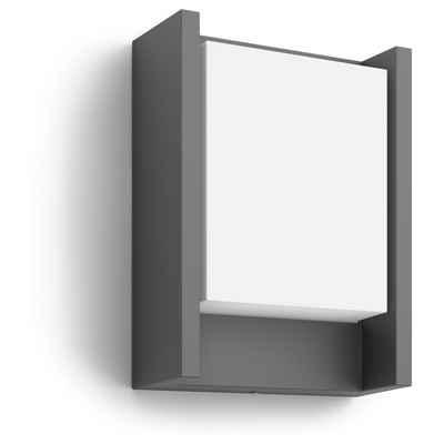 Philips LED Außen-Wandleuchte »Anpassungsfähige myGarden Außenwandleuchte Arbour«, Aussenlampe, Aussenwandleuchte, Outdoor-Leuchte