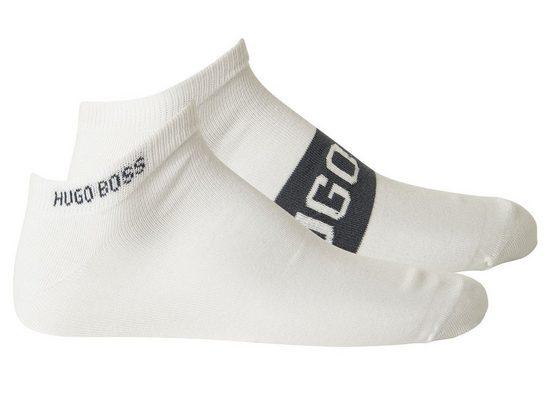 Boss Kurzsocken »Herren Socken 2er Pack - AS Logo CC, Kurzsocken,«