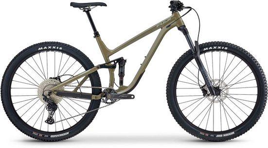 FUJI Bikes Mountainbike »Rakan 29 1.5«, 11 Gang Shimano Deore Schaltwerk, Kettenschaltung