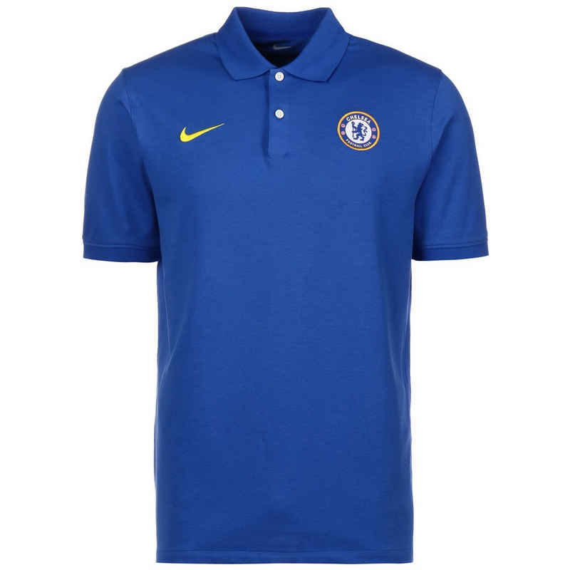 Nike Poloshirt »Fc Chelsea Slim«
