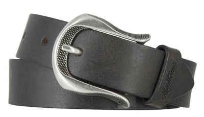 MUSTANG Ledergürtel »Mustang Gürtel Damengürtel 30 mm dunkelbraun«