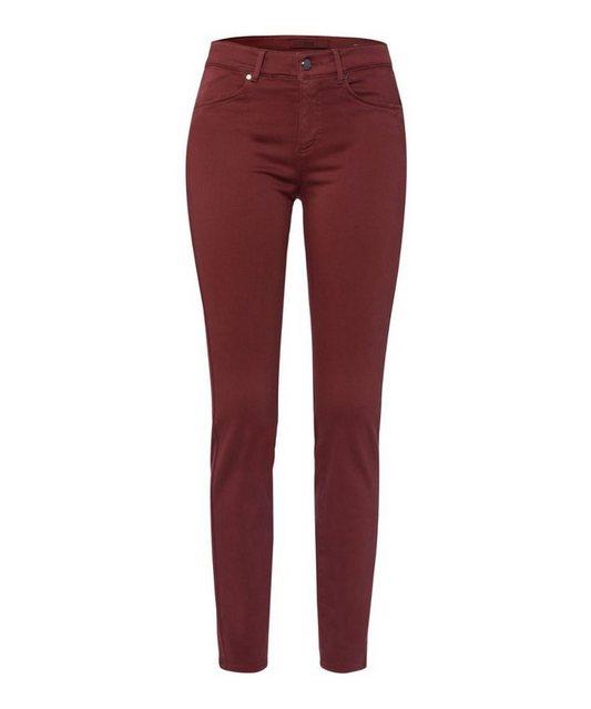 Hosen - Brax 5 Pocket Jeans »Style Ana« › rot  - Onlineshop OTTO