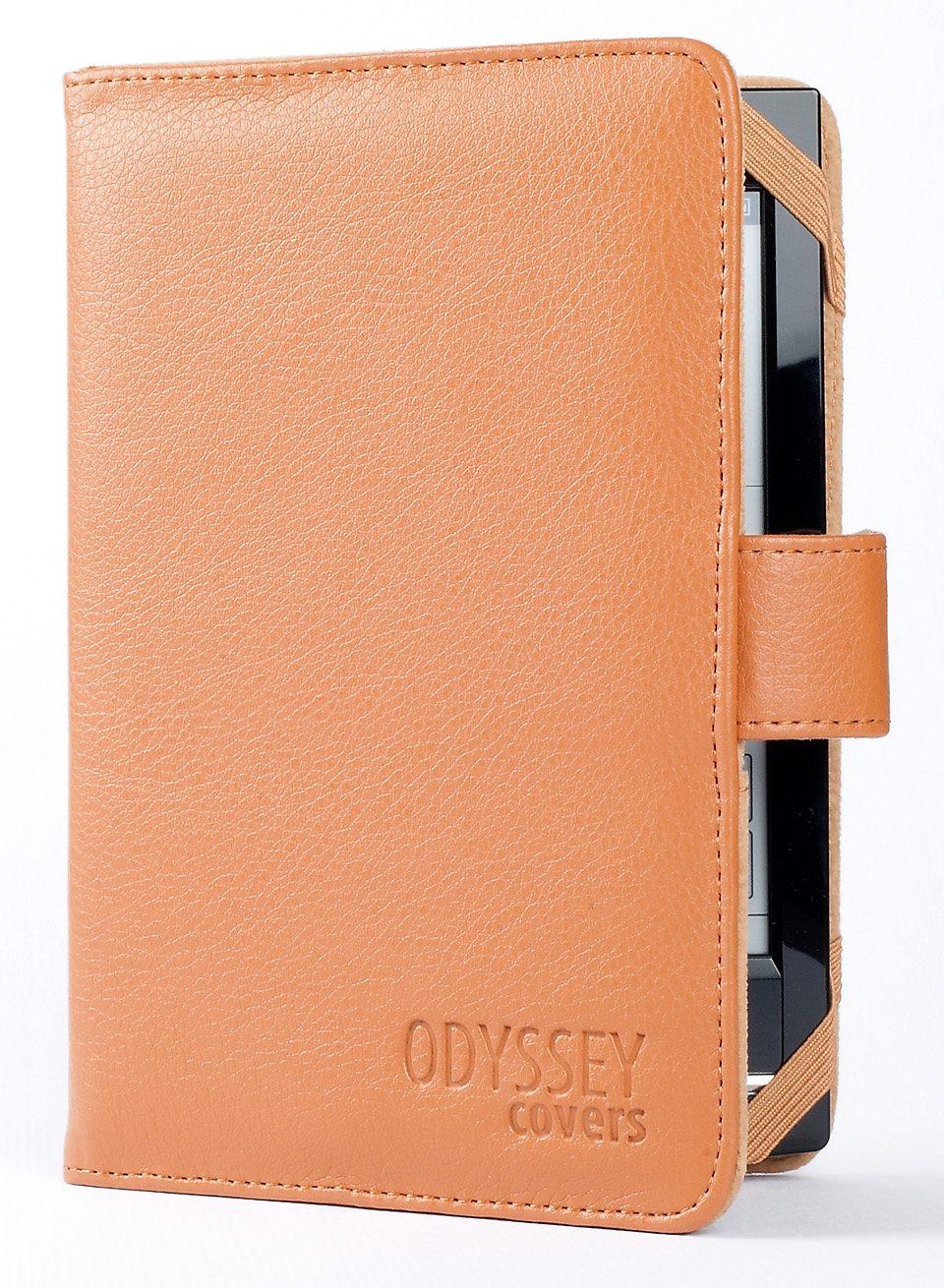 ODYSSEY Schutzhülle »für Sony PRS-T1 Braun«