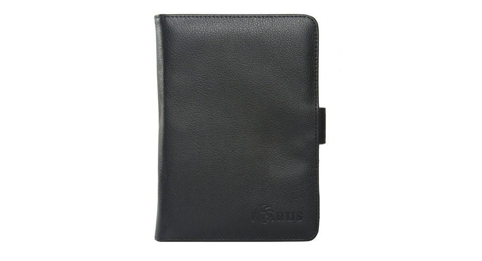 ICARUS Lederhülle »schwarz für E601 E651«
