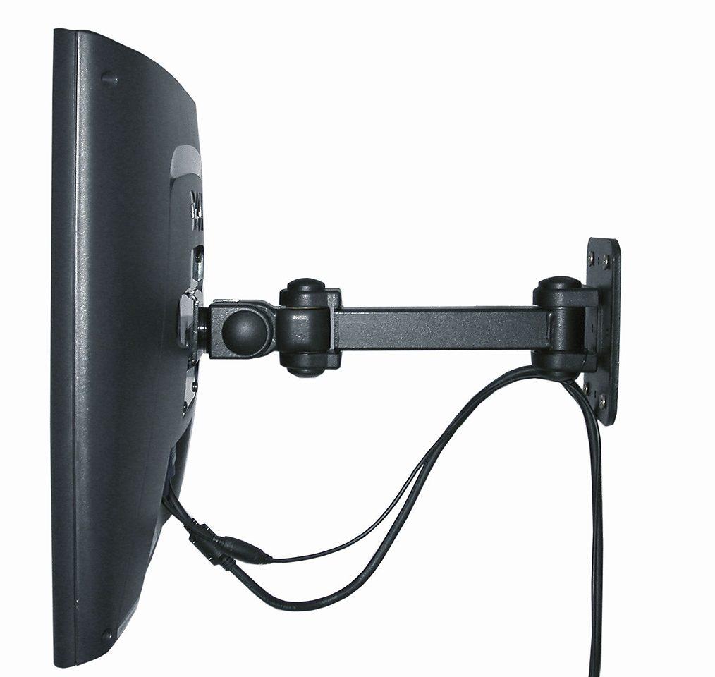 EXPONENT Monitorhalterung »Monitor Wandhalterung schwarz«
