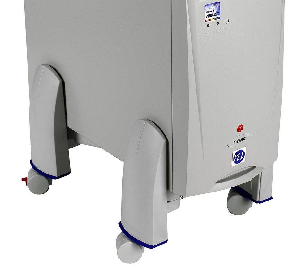 EXPONENT PC-Halter »Designer PC-Stand Grau«