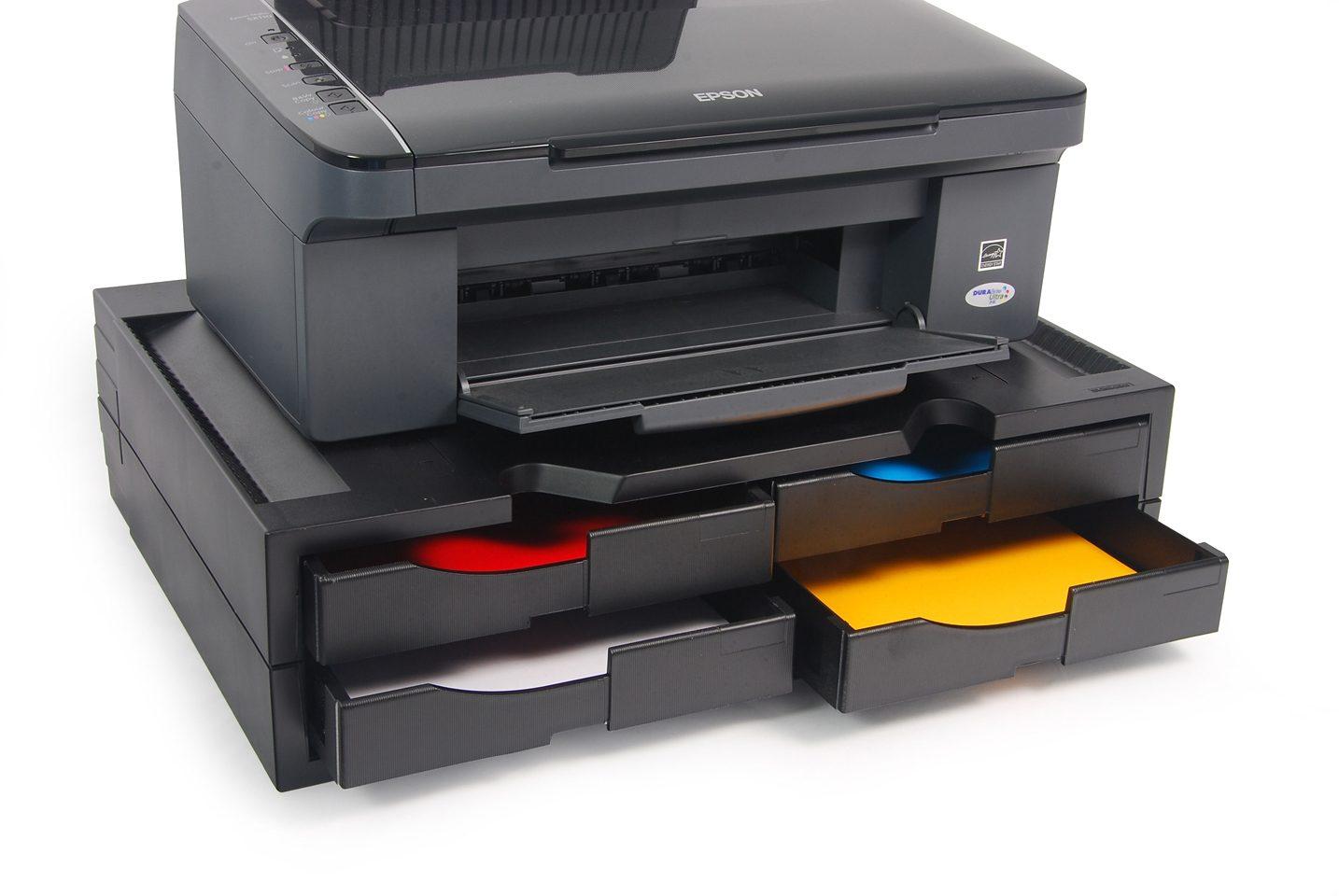 EXPONENT Druckerständer »A4 Printer Organizer«