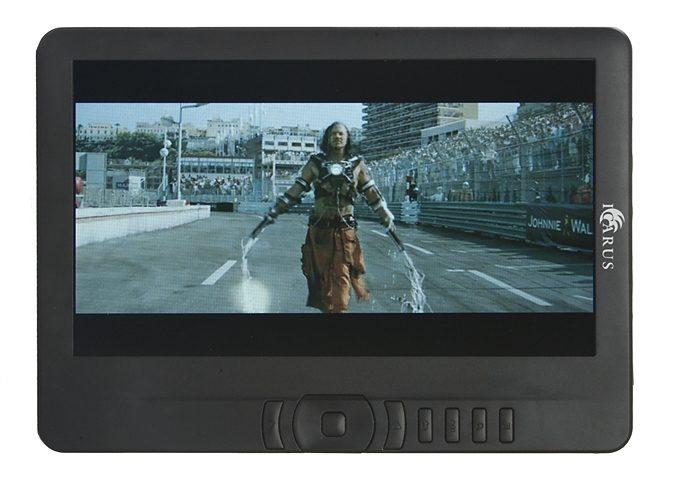 ICARUS LCD eBook Reader »Omnia M701BK«