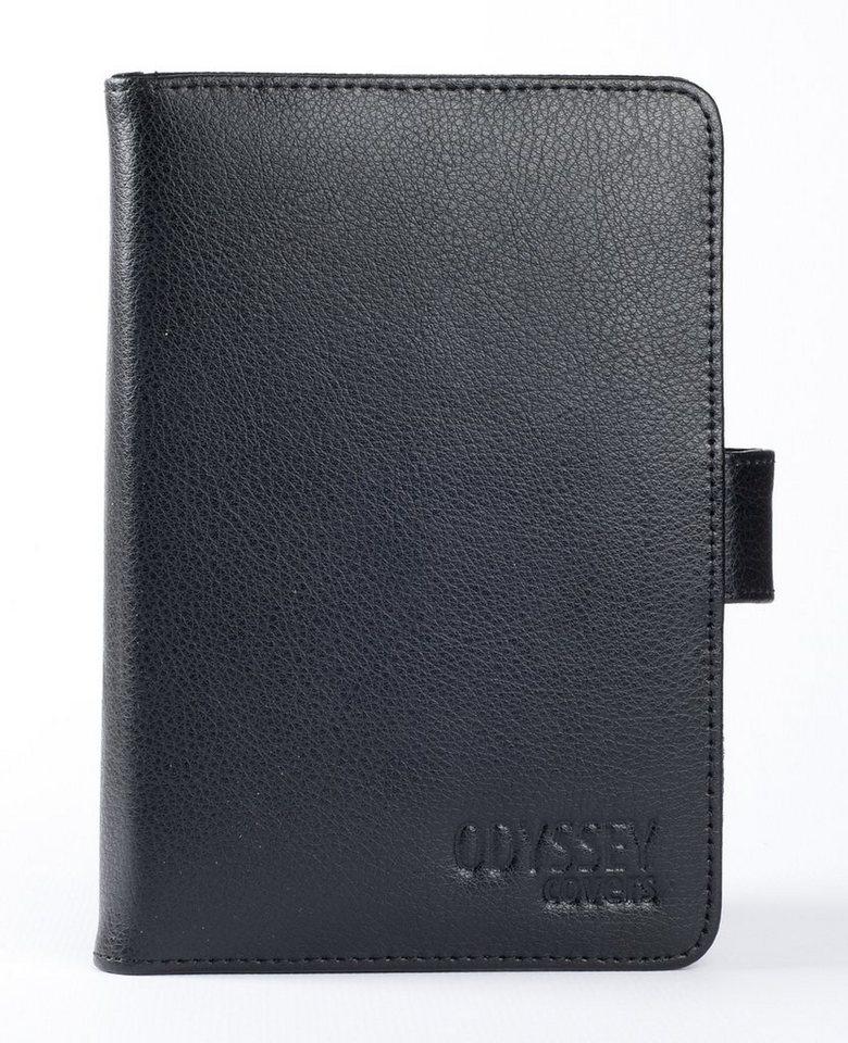 ODYSSEY Lederhülle »für Sony PRS-T1 Schwarz«